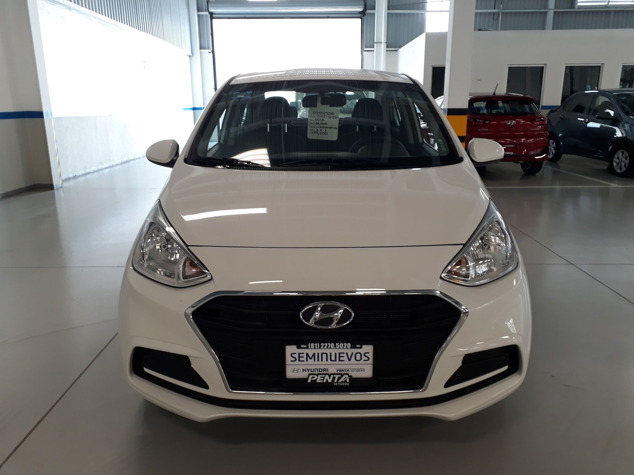 35d3e03ff Hyundai Penta | Detalle Vehiculo GRAND I10 SEDAN GL MID TA / PANTALLA